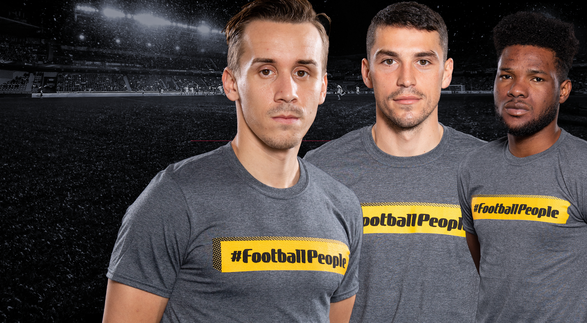 We are #FootballPeople
