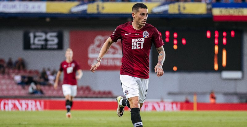 Stanciu leaves Sparta