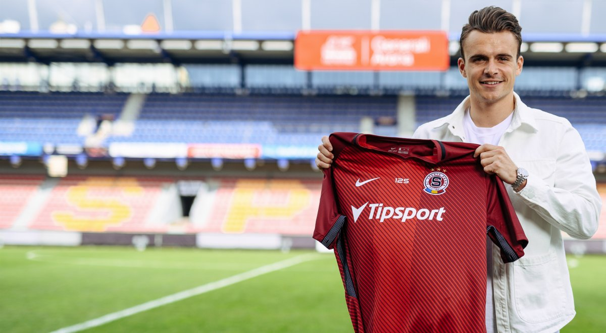 Andreas Vindheim - Sparta's new player